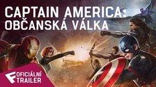 Captain America: Občanská válka - Oficiální Trailer | Fandíme filmu