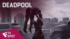 Deadpool - TV Spot (Now with ~5% New Footage!) | Fandíme filmu