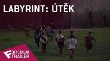 Labyrint: Útěk - Oficiální Trailer | Fandíme filmu