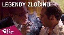 Legendy zločinu - TV Spot (Out Now on Blu-ray and DVD) | Fandíme filmu