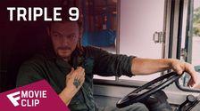 Triple 9 - Movie Clip (He's on foot) | Fandíme filmu