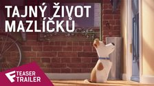 Tajný život mazlíčků - Teaser Trailer #2 | Fandíme filmu
