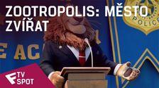 Zootropolis: Město zvířat - TV Spot (Meet The Cast) | Fandíme filmu