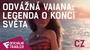 Odvážná Vaiana: Legenda o konci světa - Oficiální Trailer (CZ - dabing) | Fandíme filmu