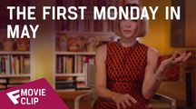 The First Monday in May - Movie Clip (Art and Commerce) | Fandíme filmu