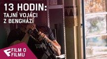 13 hodin: Tajní vojáci z Benghází - Film o filmu (Horse mask) | Fandíme filmu