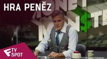 Hra peněz - TV Spot (Conspiracy) | Fandíme filmu