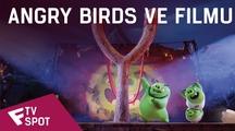 Angry Birds ve filmu - TV Spot (Meet the Pigs) | Fandíme filmu
