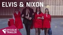 Elvis & Nixon - Oficiální Trailer #2 | Fandíme filmu