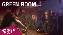 Green Room - Movie Clip (Loaded Gun) | Fandíme filmu