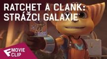 Ratchet a Clank: Strážci galaxie - Movie Clip (Elaris) | Fandíme filmu