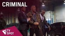 Criminal - TV Spot (Remember) | Fandíme filmu