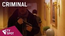 Criminal - TV Spot (Stake) | Fandíme filmu