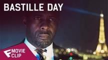 Bastille Day - Movie Clip (Van Fight) | Fandíme filmu