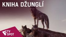 Kniha džunglí - TV Spot (Now Playing in 3D) | Fandíme filmu