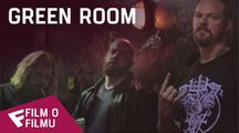 Green Room - Film o filmu (A Backwoods Bloodbath) | Fandíme filmu