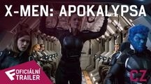 X-Men: Apokalypsa - Oficiální Trailer #3 (CZ) | Fandíme filmu
