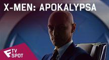 X-Men: Apokalypsa - TV Spot (Save the World) | Fandíme filmu