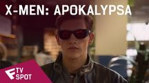 X-Men: Apokalypsa - TV Spot (Angel) | Fandíme filmu