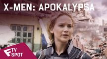 X-Men: Apokalypsa - TV Spot (Magneto) | Fandíme filmu