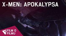 X-Men: Apokalypsa - Film o filmu (James McAvoy Becomes Charles) | Fandíme filmu