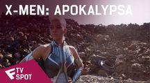 X-Men: Apokalypsa - TV Spot (Only The Strong Will Survive) | Fandíme filmu