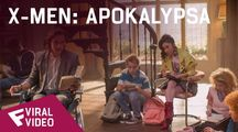 X-Men: Apokalypsa - Viral Video (Xavier's School for Gifted Youngsters) | Fandíme filmu