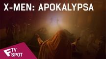 X-Men: Apokalypsa - TV Spot (The World Needs The X-Men) | Fandíme filmu