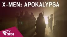 X-Men: Apokalypsa - TV Spot (All Of Us Against A God) | Fandíme filmu