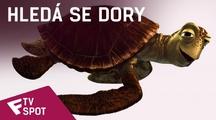 Hledá se Dory - TV Spot (TEN DAYS) | Fandíme filmu