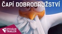 Čapí dobrodružství - Oficiální Trailer #2   Fandíme filmu