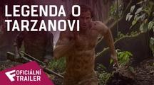Legenda o Tarzanovi - Oficiální Trailer (Conquer)   Fandíme filmu