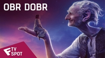 Obr Dobr - TV Spot (In Theaters July 1st!) | Fandíme filmu