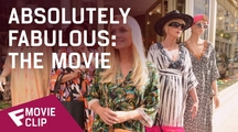 Absolutely Fabulous: The Movie - Movie Clip (Models Dream Sequence) | Fandíme filmu