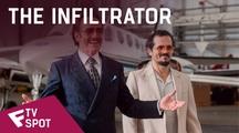 The Infiltrator - TV Spot (Get Out Alive) | Fandíme filmu