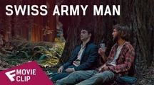 Swiss Army Man - Movie Clip (Help Get Me Home) | Fandíme filmu