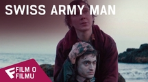 Swiss Army Man - Film o filmu (Making Manny) | Fandíme filmu