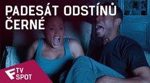 Padesát odstínů černé - TV Spot (New Year's Resolutions) | Fandíme filmu
