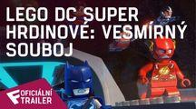 Lego DC Super hrdinové: Vesmírný souboj - Oficiální Trailer | Fandíme filmu
