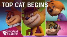 Top Cat Begins - Oficiální Trailer | Fandíme filmu