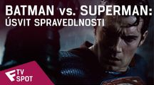 Batman vs. Superman: Úsvit spravedlnosti - TV Spot #8 | Fandíme filmu