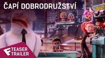 Čapí dobrodružství - Teaser Trailer | Fandíme filmu