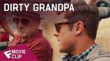 Dirty Grandpa - Movie Clip (Daytona Beach) | Fandíme filmu