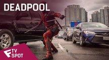 Deadpool - TV Spot (Canadian Rules Football) | Fandíme filmu