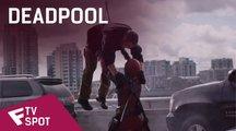 Deadpool - TV Spot (Now with ~5% New Footage!) | Fandíme filmu