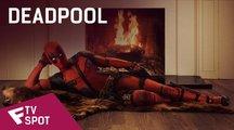 Deadpool - TV Spot (Colossus throwing that tire, tho!!!) | Fandíme filmu