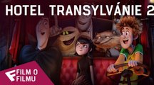 Hotel Transylvánie 2 - Film o filmu (Production Design) | Fandíme filmu