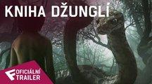 Kniha džunglí - Oficiální Trailer | Fandíme filmu