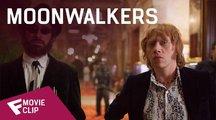 Moonwalkers - Movie Clip (Strictly Confidential) | Fandíme filmu