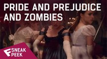 Pride and Prejudice and Zombies - Sneak Peek (Romance) | Fandíme filmu